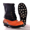 Chain Saw Boots,Steel Toe,11 In,7,PR -- 12J196