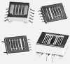 CCFL Cold Cathode Fluorescent Lamp Inverter Transformers - Image