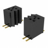 Rectangular Connectors - Headers, Receptacles, Female Sockets -- CLE-132-01-G-DV-TR-ND -Image