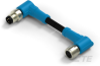 M8/M12 Cable Assemblies -- T4062214003-006 -Image