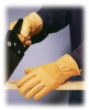 Goatskin Driver with Kevlar(R) Liner, Straight Thumb, X-Large -- 616314-10002