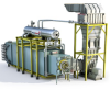 Industrial Watertube Boiler -- Forced-Circulation OSSG