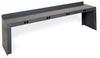 Workbench Electronic Riser,Width 96 In -- 4TW58