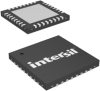Single-Phase PWM Regulator for IMVP-6.5™ Mobile CPUs and GPUs -- ISL62881BHRTZ