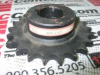 GEAR SPROCKET 5/8IN PITCH/22 TOOTH 1-3/8INCH BORE -- 50B22F138 - Image