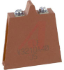 Varistor, Circuit Protection;320VAC/420VDC;830V;Metal Oxide;3800pF;Screw -- 70184594 - Image