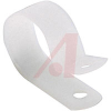 Clamp; Cable Clamp; Nylon 6/6; 19.4 mm;19.1 mm; 12.7 mm -- 70209043