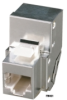 Shielded CAT5e Modular Feed-Thru Coupler -- FM451