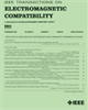 Electromagnetic Compatibility, IEEE Transactions on -- 0018-9375