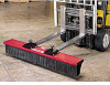 SWEEPEX ValuSweep Std-Duty Indoor Forklift-Mount Brooms -- 7549600