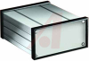 Box, Aluminum; Extruded Aluminum; Aluminum; 0.069 in.; Silver Coating -- 70147575 - Image