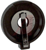 Battery Holder, Coin-Cell; 24 mm; 1.093in.; Glass Filled Nylon; 1; 1 AWG -- 70182582 - Image