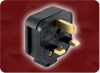 International BS 1363 UK13 POWER CONNECTOR -- 9650.MPB - Image