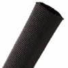 Protective Hoses, Solid Tubing, Sleeving -- 1030-DFN1.75BK50-ND -Image