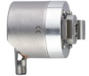 Incremental encoder with hollow shaft and display -- ROP522 -Image