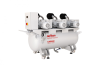 Central Vacuum Supply Systems -- CVS 500 (2 x SV 200) -- View Larger Image
