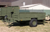 Generator Support Equipment -- 160-in Trailer -- View Larger Image