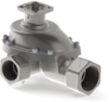 Non Actuated - Hot/Cold Water Mixers - Emech™ Digital Control Valves -- F3050 - Image