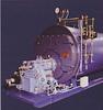 SERIES FST - LOW PRESSURE STEAM AND HOT WATER SCOTCH MARINE BOILER -- FST-40