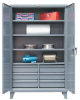 Floor Model with Lower Drawers -- 46-244-6/5DB - Image
