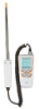 HM46 - Vaisala HM46 Thermohygrometer with Remote Handle Extended Reach High Temperature Probe -- GO-37801-05