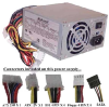 ATX 300W Power Supply UL Listed -- 3501-SF-01