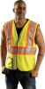 Safety Vests -- LUX-SSCOOL2-M