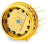 Quadrant Silicon Avalanche Photodiode -- C30927EH-01 -Image