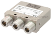 SPDT Failsafe DC to 12.4 GHz Electro-Mechanical Relay Switch, Indicators, TTL, Diodes, 45W, 12V, N -- FMSW6152 - Image