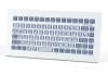 Industrial TKF Keyboard for Front-side Integration -- TKF-085b-MODUL