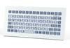 Industrial TKF Keyboard for Front-side Integration -- TKF-085b-MODUL