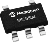 Single 300mA LDO with Enable Pull-Down & Auto Discharge -- MIC5504 -Image