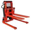 Electric Lift/Manual Push ELFS Straddle Stacker -- HTPS30ME35 -Image