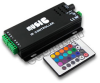 RGB Controller with Audio control & IR Remote -- LC-AT-AD1-IR