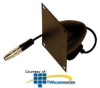 Astatic Dynamic Wall Mounted Weatherproof Microphone -- WM1000