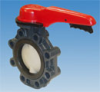 Type 57L® Lug Guard Thermoplastic Butterfly Valves