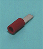 Solderless Terminals -- Blade terminal (AF-type, Vinyl-insulated) (straight) - Image