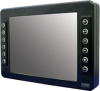 Rugged Tactical Video Recorder Monitor Series -- TVR10-V