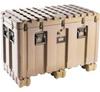Pelican IS4521-2303 Inter-Stacking Pattern Case with Foam - Tan -- PEL-IS452123038000110 -Image