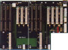 IND-PBS13 13-Slot Segmented ISA/PCI Passive Backplane