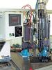 Robotic Conveyor Assembly Station -- X-Y Robot Conveyor Station -Image