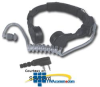 Pryme Radio Products Heavy-Duty Throat Microphone for.. -- SPM-1500LM