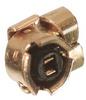 U.FL to SMA-Female Bulkhead, Pigtail 20cm 1.13 Mini Coax -- CA-UFLSBQC20 -Image