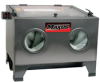 Maxus Steel Benchtop Sandblasting Cabinet w/ Light -- Model MXS30000