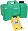 Haws Portable Eye Wash Unit with Wall-Mount Brackets -- PLS1221