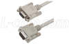 Premium Molded D-Sub Cable, HD15 Male / Female, 12.0 ft -- CS2H15MF-12