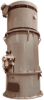 Variable speed Turbo Coupling -- SVNL vert. Series