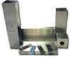 Metric Individual Rectangular Steel Gage Blocks, Grade 0 -- 632-0666