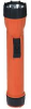 Handheld Flashlight,3D Batteries,Orange -- 3YYV4