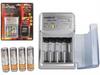 NiMH & NiCd AA & AAA Mini Battery Charger -- 603510